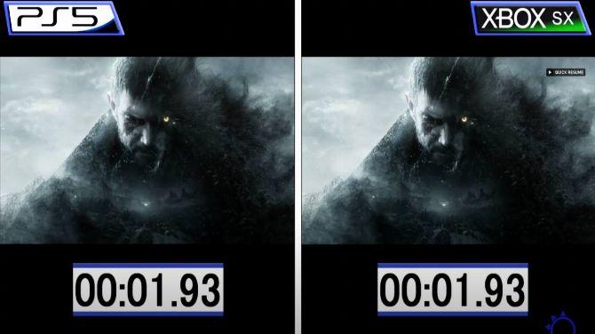 L'image du jour : PS5 vs Xbox Series X, 8 tests de rapidité en vidéo