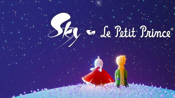 Sky Children of the Light lance la saison du Petit Prince en vidéo