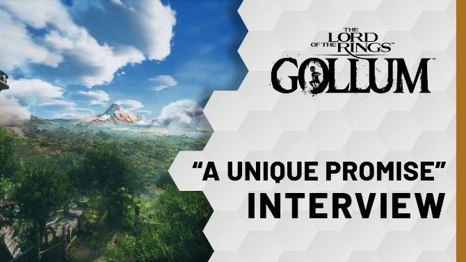 Nacon Connect : The Lord of the Rings Gollum se montre en vidéo en version pré-alpha