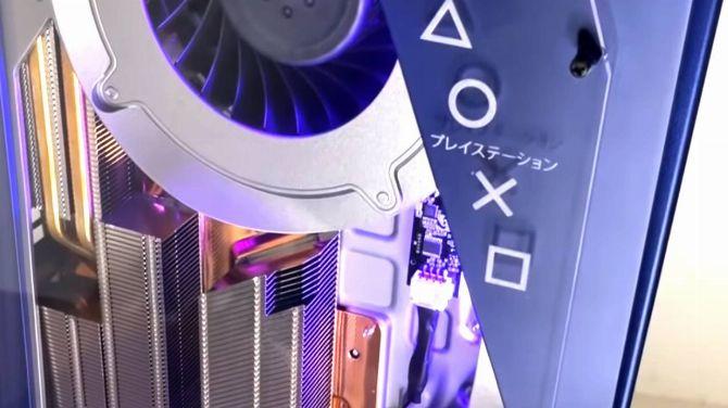 """L'image du jour : Il transforme sa PS5 en """"PC"""", le résultat ne va pas vous étonner !"""