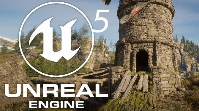 L'image du jour : Skyrim avec l'Unreal Engine 5, la vidéo qui fait rêver d'un remake