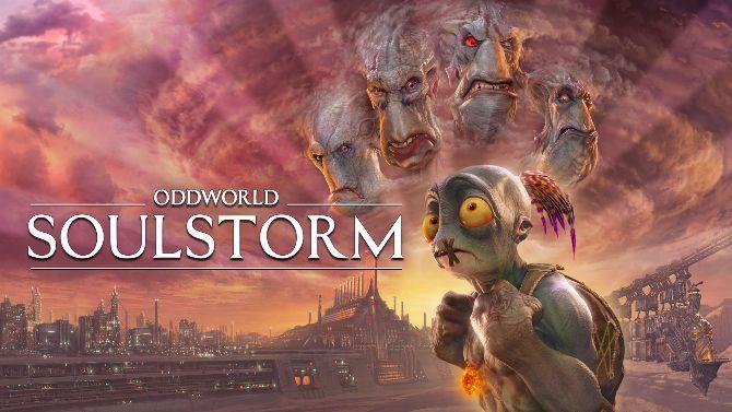Oddworld Soulstorm grandement amélioré avec la dernière mise à jour