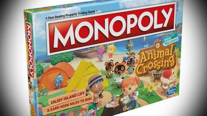Le Monopoly Animal Crossing New Horizons annoncé