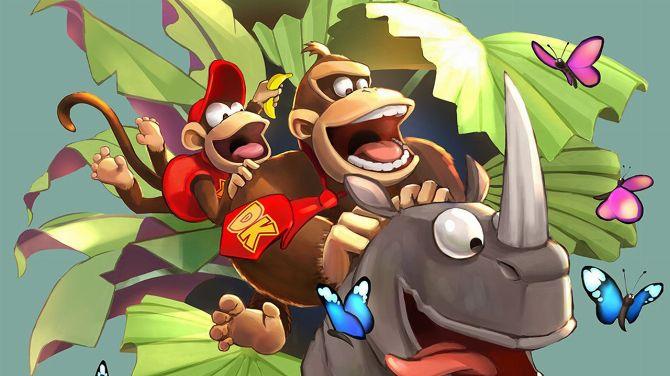 Donkey Kong : Un ex-artiste de Rare fête à sa manière les 40 ans de la série