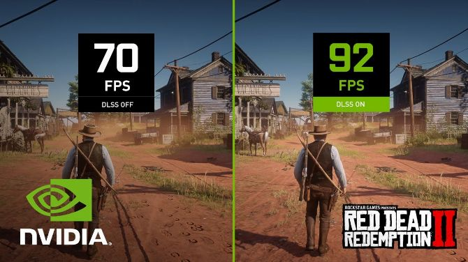 Red Dead Redemption 2 PC est compatible Nvidia DLSS, le lancement en vidéo