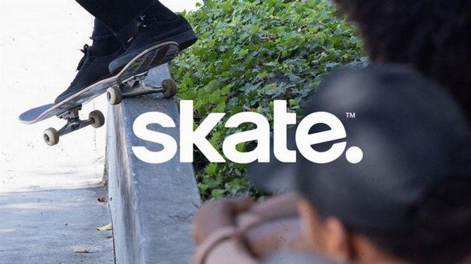 Skate : Pas d'EA Play Live mais une surprise aujourd'hui