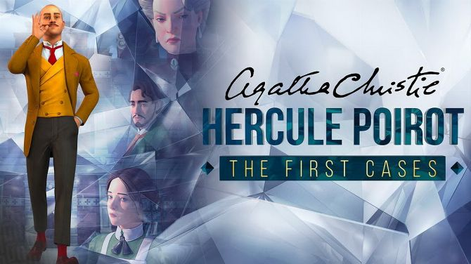 Agatha Christie Hercule Poirot The First Cases s'annonce et se date