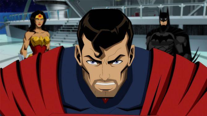 Injustice : Le jeu de combat 100% héros DC transformé en film d'animation