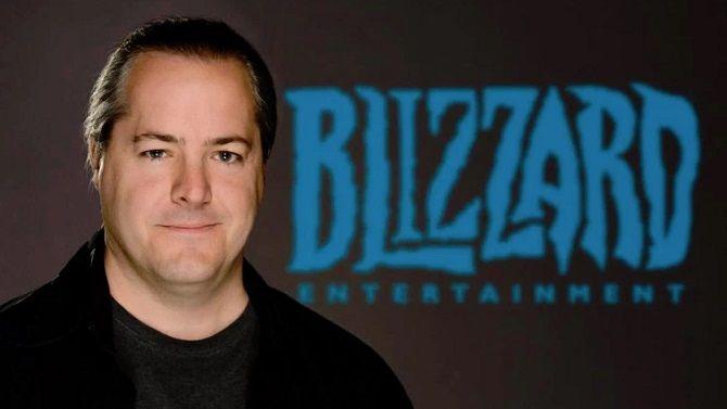 Activision Blizzard : J. Allen Brack s'adresse aux employés suite à la plainte déposée cette semaine