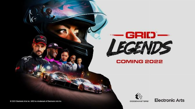 EA Play Live : GRID Legends fait chauffer la gomme avec un trailer d'annonce