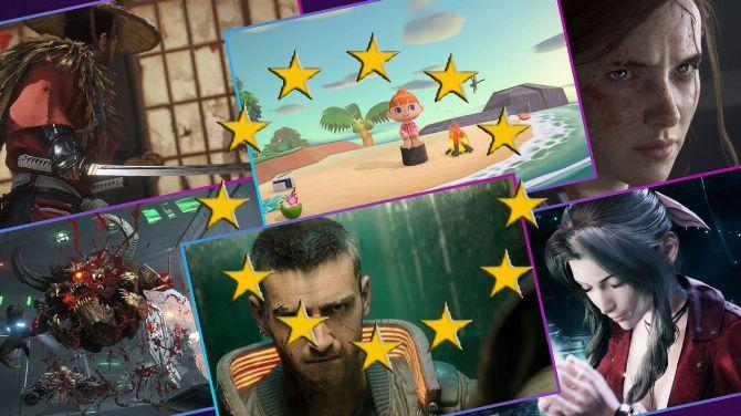 Le classement des jeux les plus vendus cette année en Europe dévoilé : Les classiques plébiscités