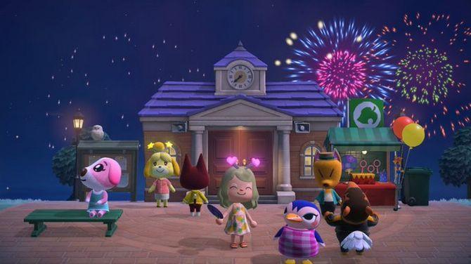 Animal Crossing New Horizons : Nintendo prévoit encore du contenu gratuit