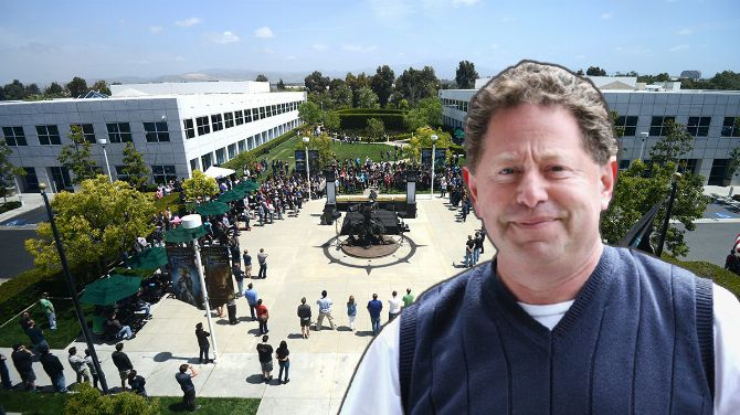 Activision Blizzard : Les employés manifestent aujourd'hui, Bobby Kotick répond enfin