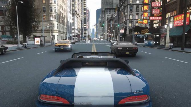 """L'image du jour : GTA III en version """"Next Gen"""" par un moddeur de talent"""