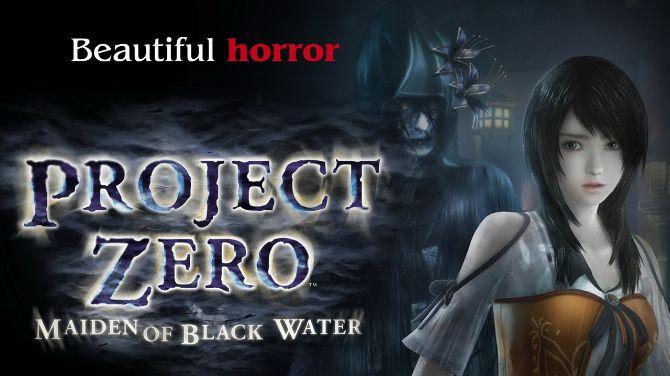 Project Zero La Prêtresse des Eaux Noires précise sa date de sortie