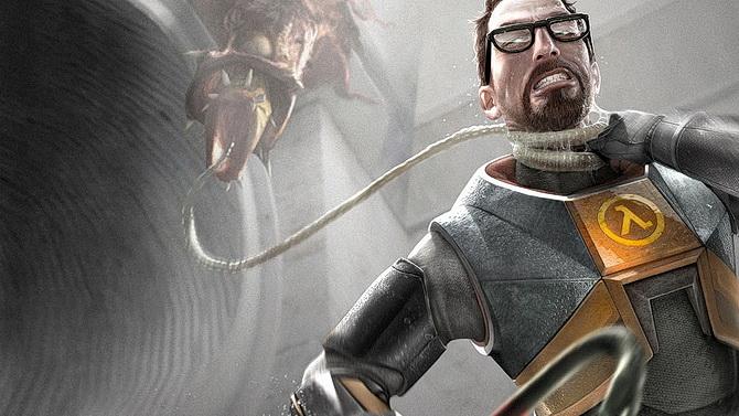 Half-life 2 : Une remasterisation sur les rails ?
