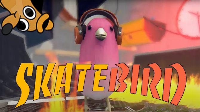 SkateBIRD se reporte avec humour à quelques jours de sa sortie