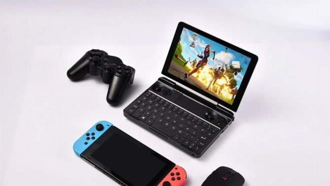 Win Max 2021 : Un mini PC gaming façon Steam Deck