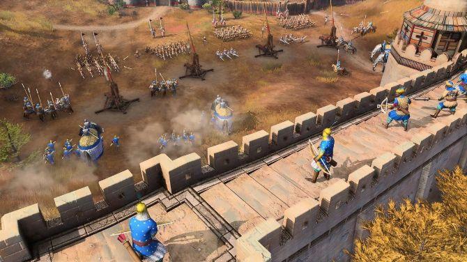 Age of Empires IV : La dynastie Abbasside se dévoile en (courte) vidéo