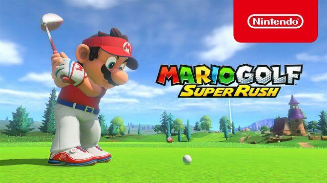 Mario Golf Super Rush se met à jour et offre Toadette, nouveau parcours et autres trucs