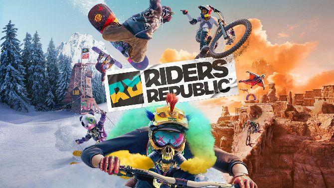 La bêta de Riders Republic datée et détaillée, et c'est pour bientôt