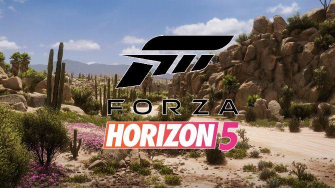 Forza Horizon 5 : Une world map IMMENSE se dévoile en intégralité et en vidéo