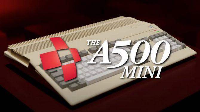 THEA500 Mini : Un Amiga 500 avec 25 jeux annoncé pour 2022