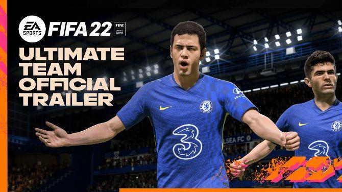 FIFA 22 : Découvrez la présentation du mode FUT (REPLAY)