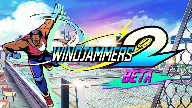 Annoncé sur PS5 et PS4, Windjammers 2 entre en Bêta