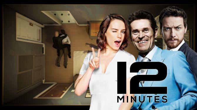 12 Minutes : Les 3 acteurs du jeu parlent de leurs rôles en vidéo