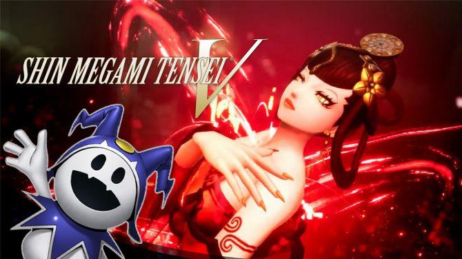 Shin Megami Tensei V dévoile ses nombreux atouts et le nouveau look d'un ennemi iconique