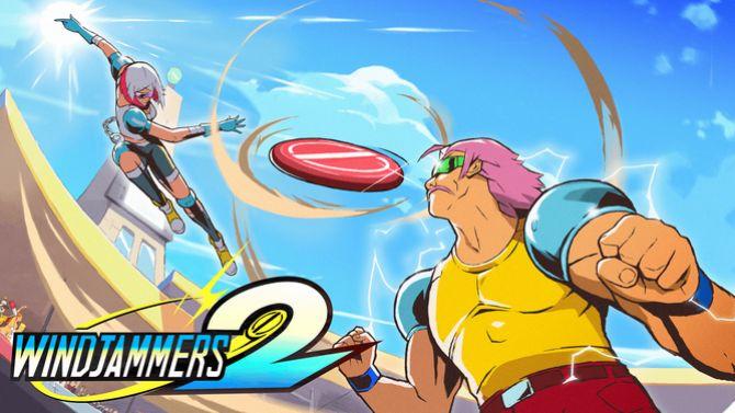 On a  joué à Windjammers 2, nos impressions : Dotemu change de disque !