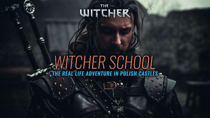 The Witcher : Une véritable école de sorceleurs adoubée par CD Projekt RED