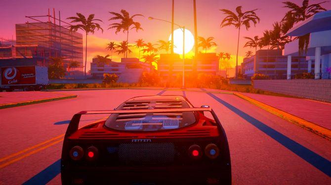 L'image du jour : GTA Vice City remaké par des modders de talent