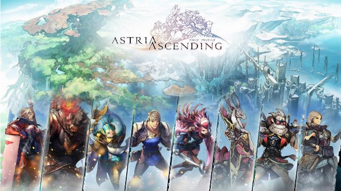 Nos impressions sur Astria Ascending, le RPG occidental 2D qui veut se la jouer à la japonaise