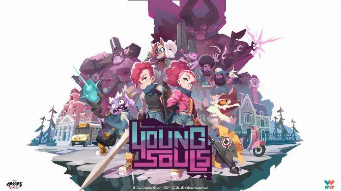 Young Souls : L'autre beat'em all français annonce l'arrivée de versions consoles en vidéo