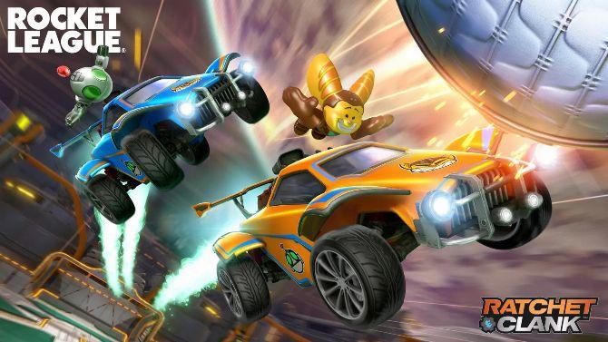 Rocket League : Ratchet et Clank arrivent sur PS4... Et PS5 (avec le 120 fps)