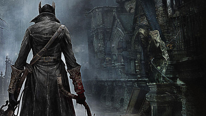 Bloodborne bientôt jouable en vue subjective, la vidéo
