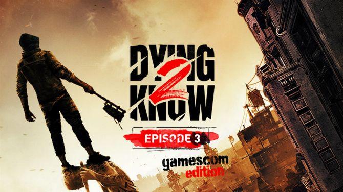 Gamescom 2021 : Dying Light 2 reviendra parler du parkour et des combats