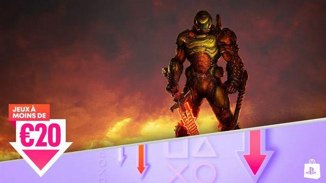 PlayStation Store : Les promotions Jeux à moins de 20 euros et PlayStation Indies sont lancées