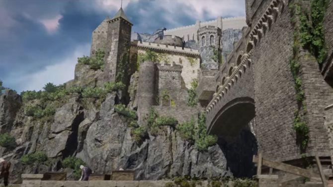 Dark Souls : Le Village des morts-vivants sous Unreal Engine 4, ça donne ceci