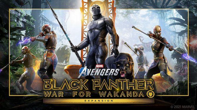 Marvel's Avengers : Le DLC Black Panther déboule et est désormais super gratuit