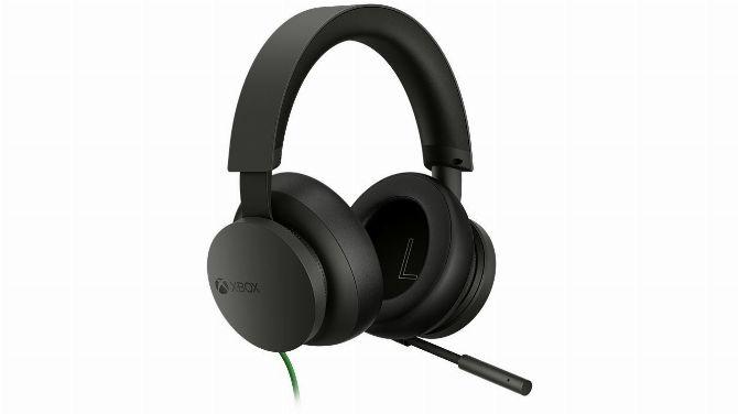 Microsoft annonce une version filaire de son casque stéréo Xbox
