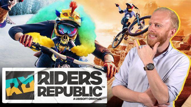 Riders Republic a-t-il emporté nos suffrages ? Nos impressions après 4 heures de tricks