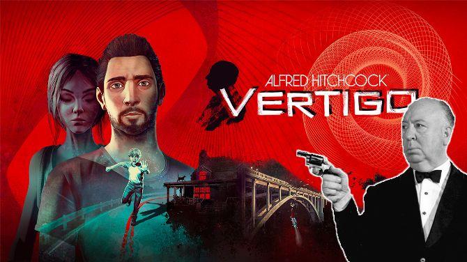 Alfred Hitchcock Vertigo : Les versions consoles reportées à 2022, première vidéo de gameplay