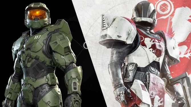 Du contenu Halo bientôt ajouté à Destiny 2, la fuite d'un document interne de Bungie l'affirme