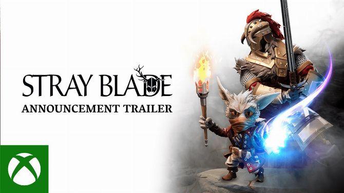Gamescom 2021 : L'action-RPG Stray Blade se remontre et promet une sortie en 2022