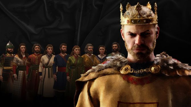 Crusader Kings III s'annonce sur PS5 et Xbox Series X|S