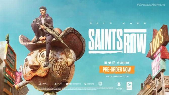 Gamescom 2021 : Le reboot de Saints Row officiellement annoncé, vidéos + date de sortie