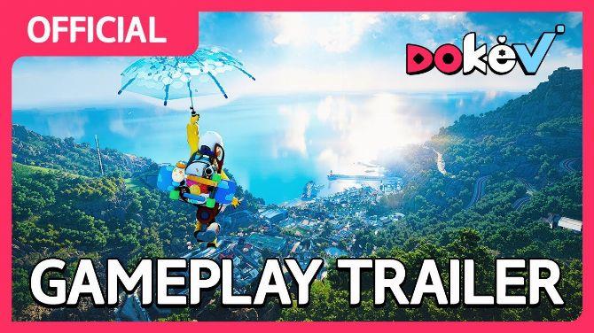 Gamescom 2021 : DokeV, le jeu d'action-aventure coréen aux super graphismes qui met un coup de vieux à Pokémon !